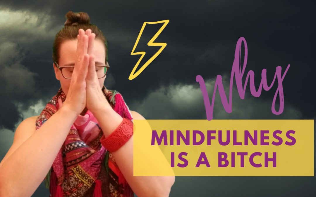 Why Mindfulness is a Bitch (with Potential)